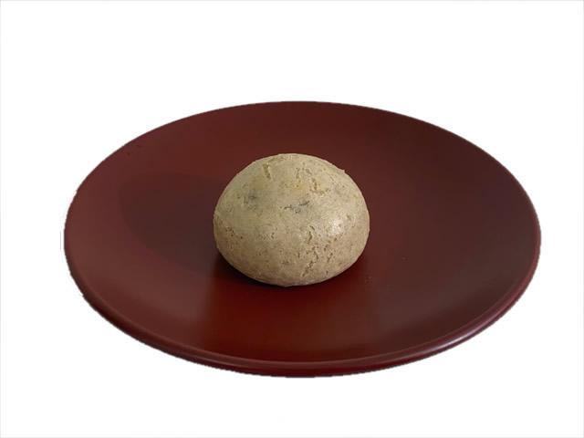 蕎麦饅頭(こしあん)