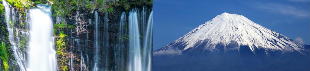 ゆず羊羹 自然の恵み 富士山の湧き水